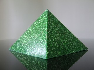 Green Cosmic Ordering Manifestation Giza Green Pyramid