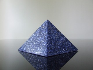 Orgone Radiate Pyramid Fountain Of Youth Enhances Aura